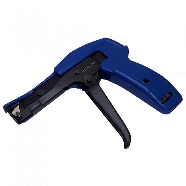 Інструмент HS-600A для пластикових хомутів завширшки 2,4 - 4,8мм