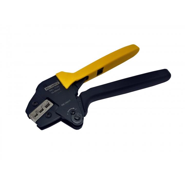Інструмент обпресовувальний REL 1725 для трубчастих наконечників 10-25 мм²