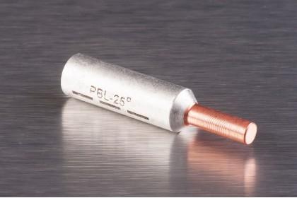 Наконечники PBL штирові мідно-алюмінієві