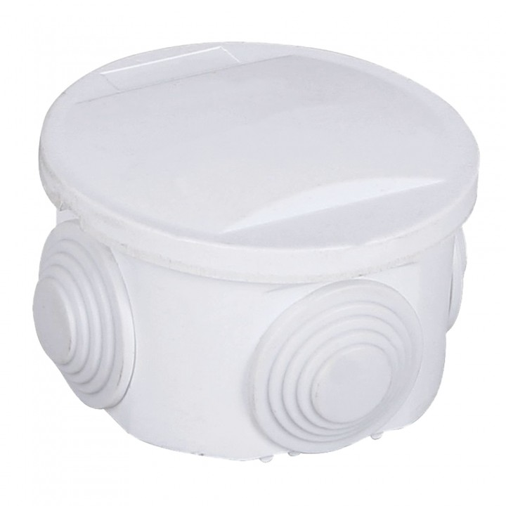 Коробка розподільча вологостійка ІР55 50х50