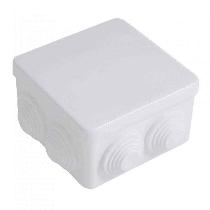 Коробка розподільча вологостійка ІР55 85х85х50