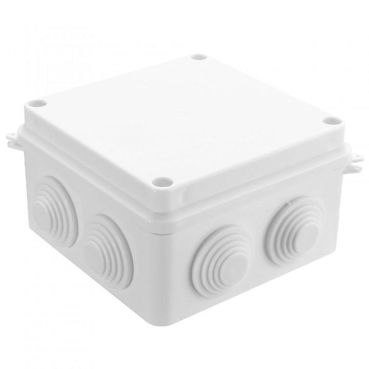 Коробка розподільча вологостійка ІР65 100х100х70