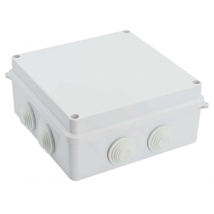 Коробка розподільча вологостійка ІР65 150х150х70