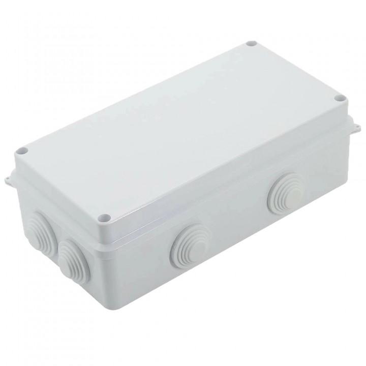 Коробка розподільча вологостійка ІР65 200х100х70