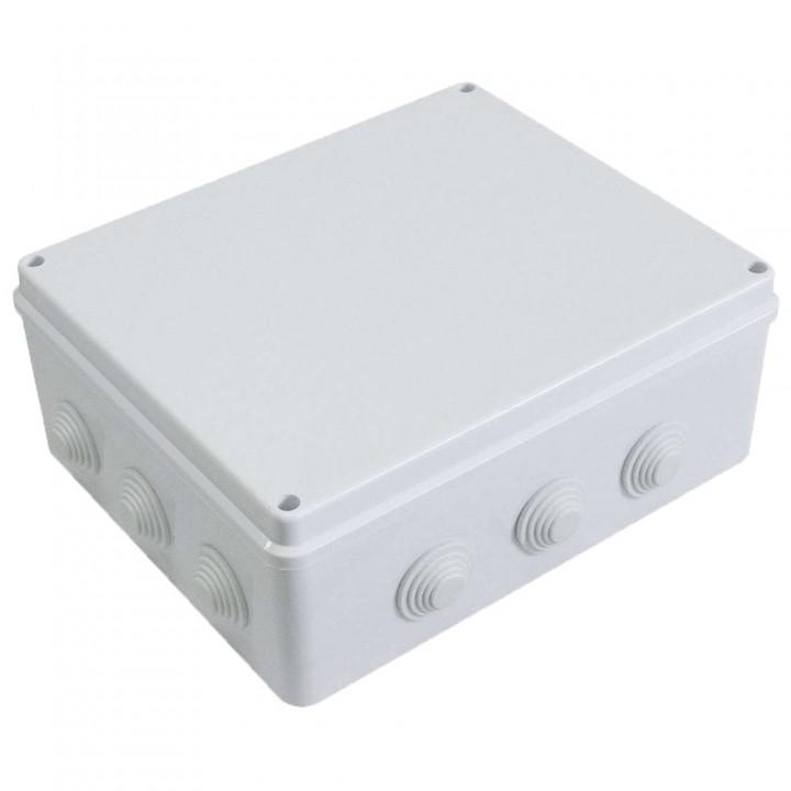 Коробка розподільча вологостійка ІР65 300х250х120