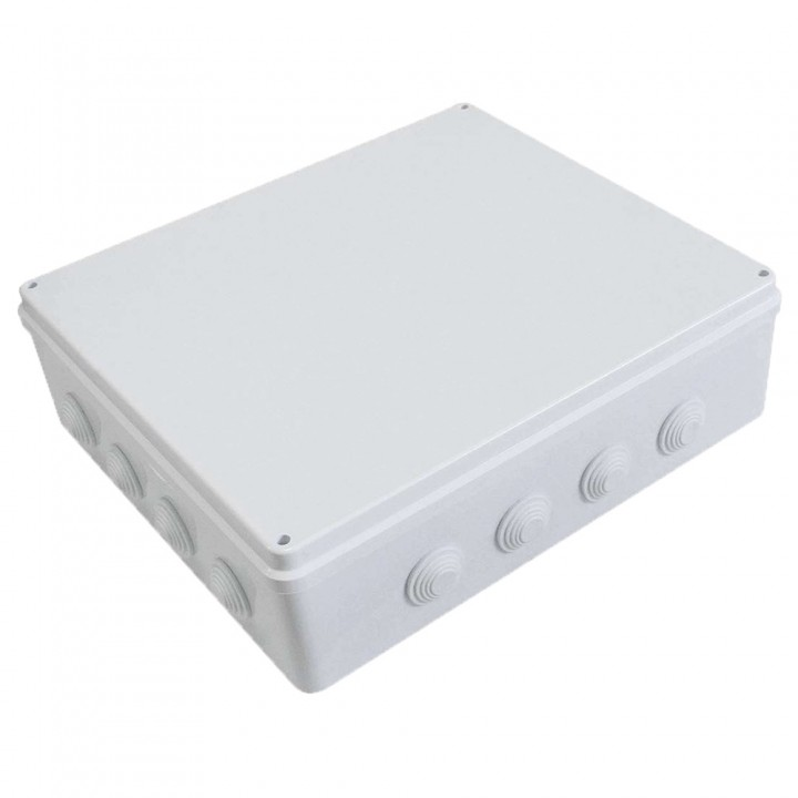 Коробка розподільча вологостійка ІР65 400х350х120