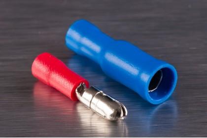 Конектори круглі з ізоляцією FPD і MPD