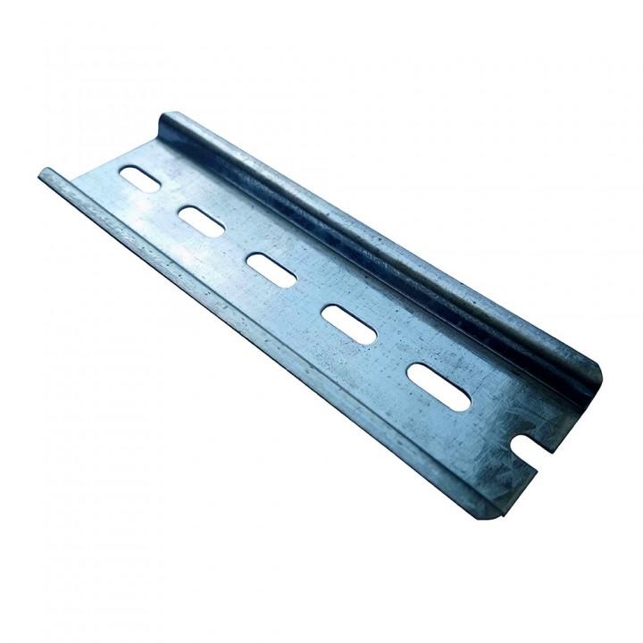 DIN-рейка 35 * 7.5мм в відрізку довжиною для 6 полюсів